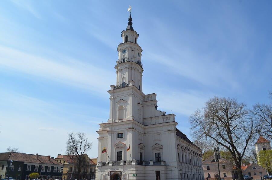 museu da cidade de Kaunas