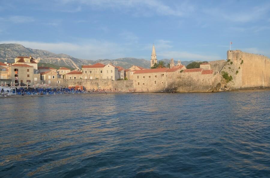 Qué hacer en Budva en Costa de Montenegro?
