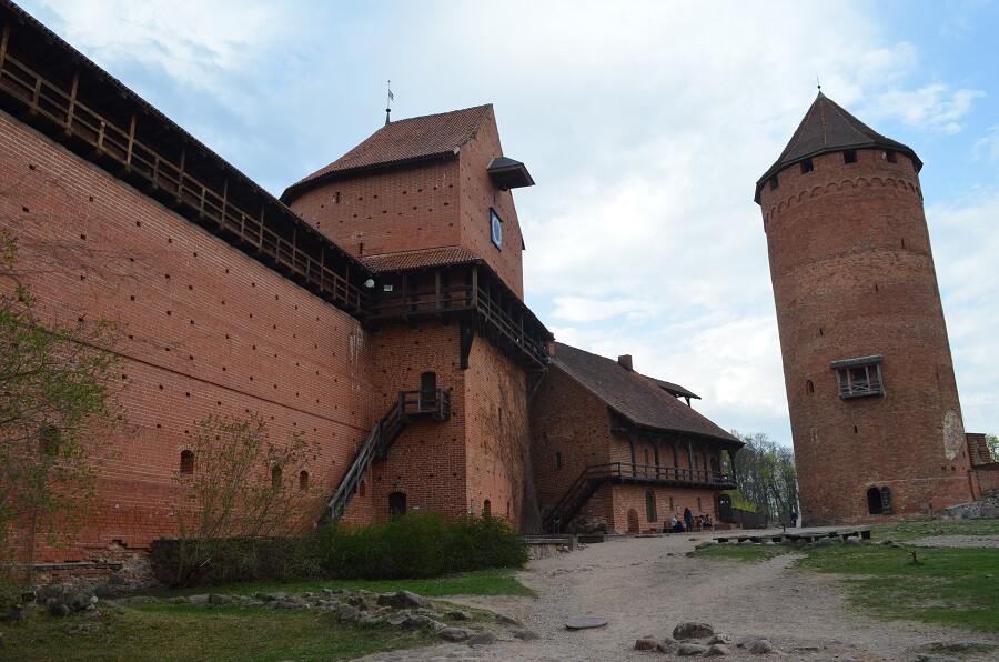 Dvorac Turaida