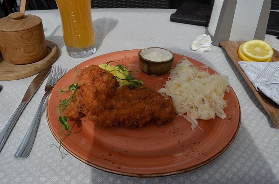 Restaurante Eeno Dvaras
