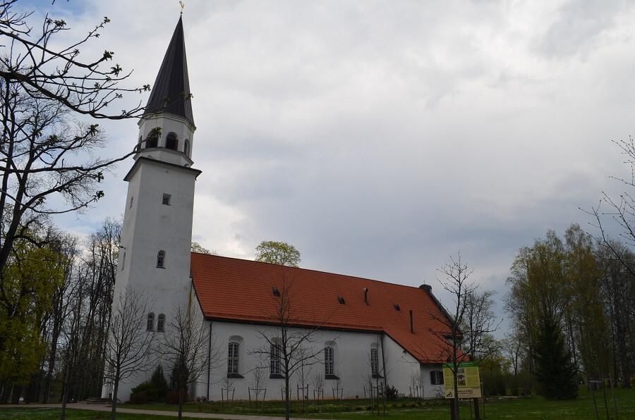 Igreja Luterana Evangélica Sigulda