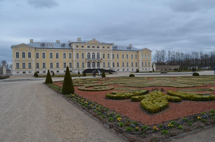 Palača Rundale