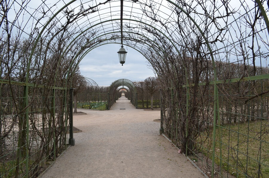 Vrtovi palače Rundale