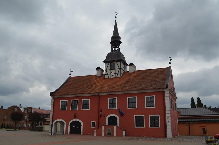 Bauska na Letônia