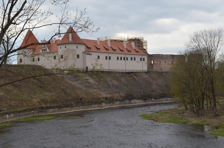 O que fazer em Bauska na Letônia