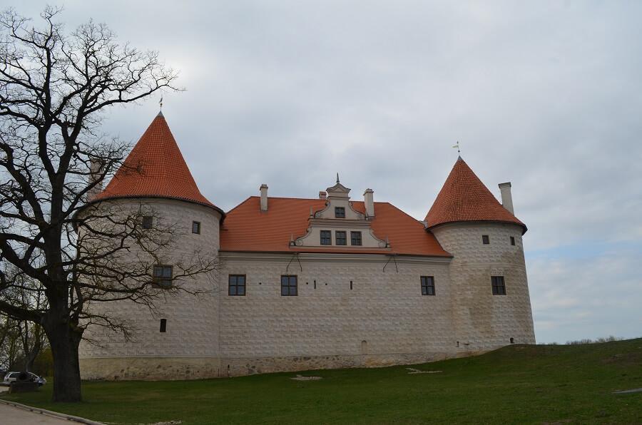Castelo de Bauska