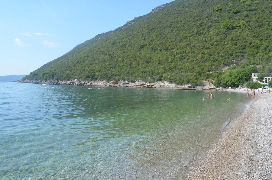 Žanjic Beach