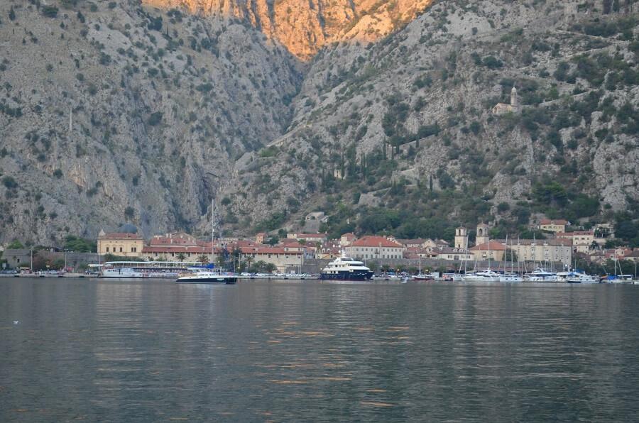 Umazan, Črna gora