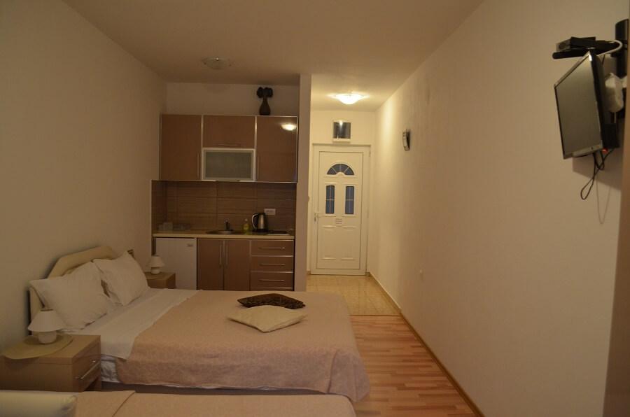Apartmaji Markovic em Muo