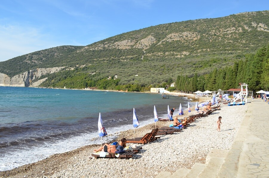 di spiaggia Valdanos
