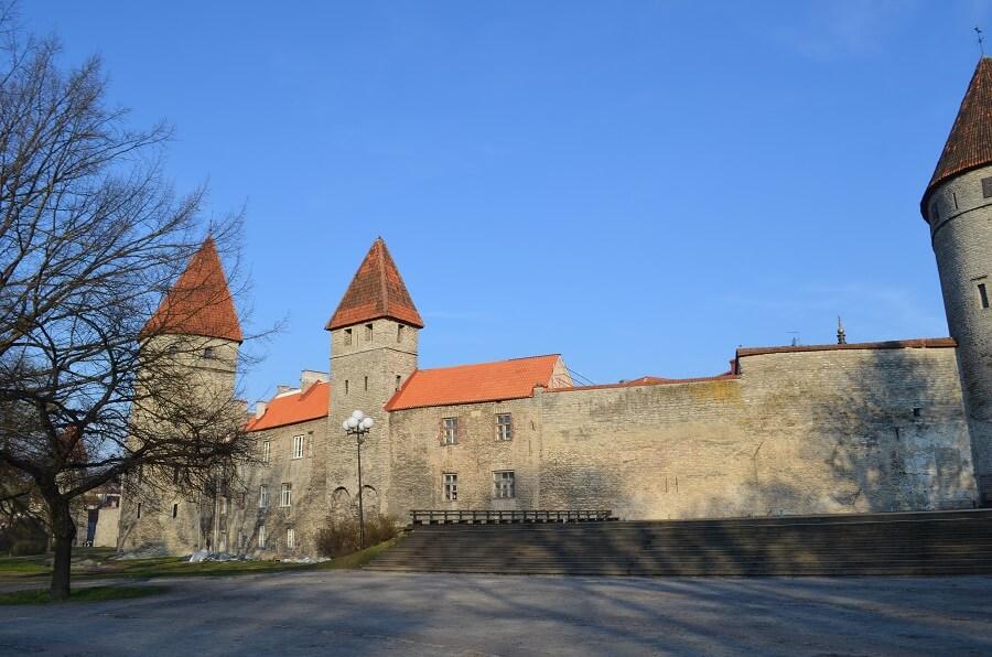 Muralhas de Tallinn