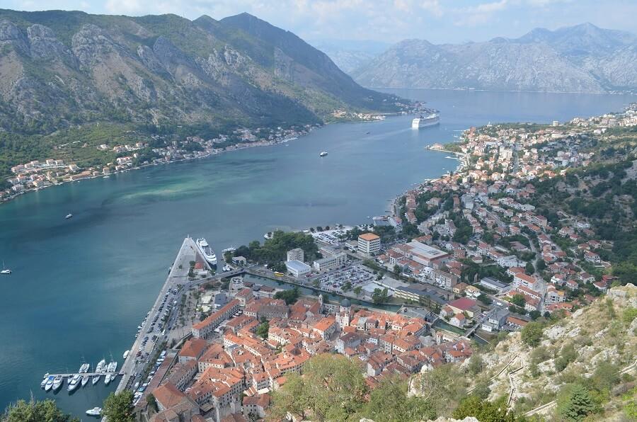 Kotor, la ciutat medieval més bella de Montenegro