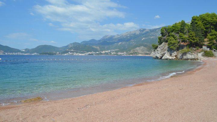 As melhores praias de Montenegro