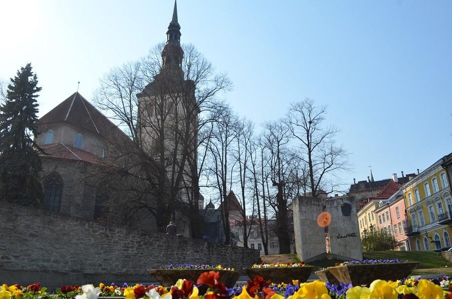 atrações turísticas de Tallinn