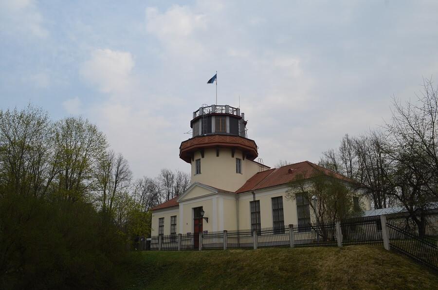 Antigo Observatório de Tartu