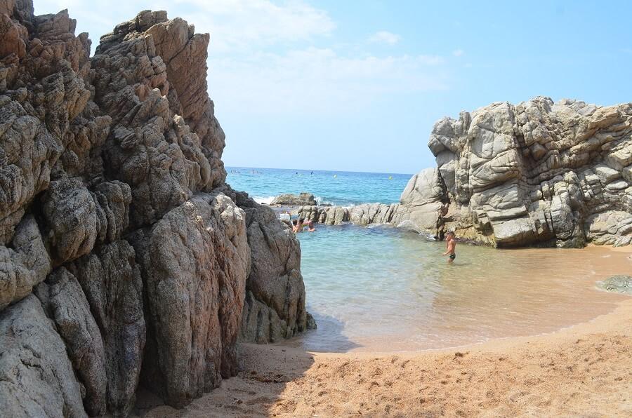 As melhores praias de Lloret de Mar
