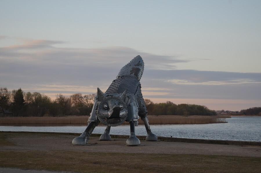 Estátua da Raposa