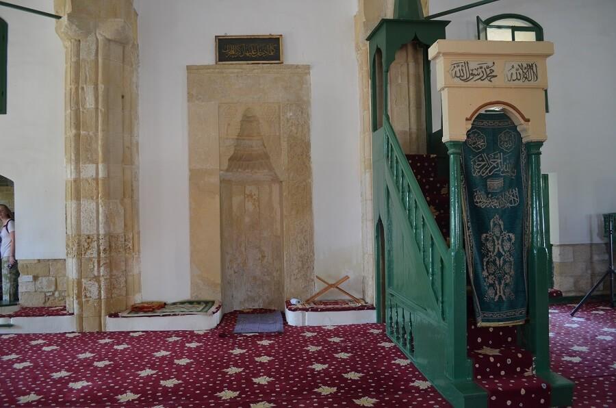 Mesquita Hala Sultan Tekke