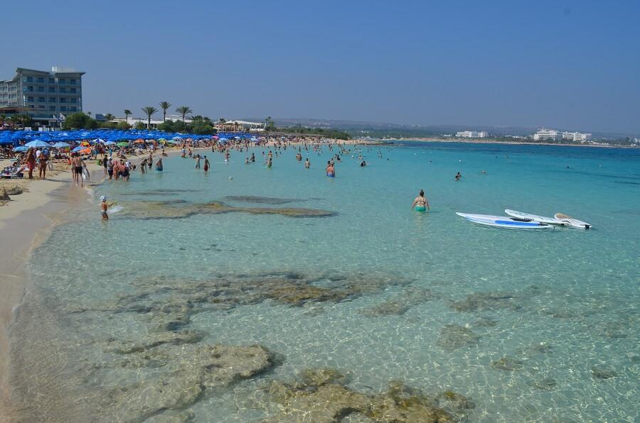 praia de Makronissos (Makronissos Beach)