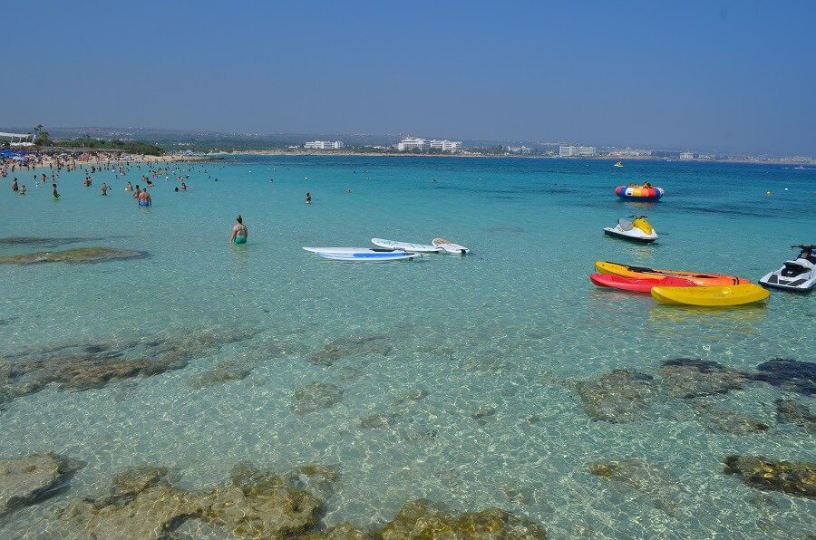 Lárnaca, niet Cyprus