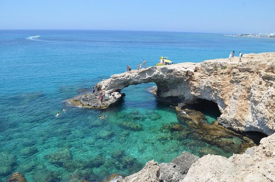 Ponte do amor Chipre