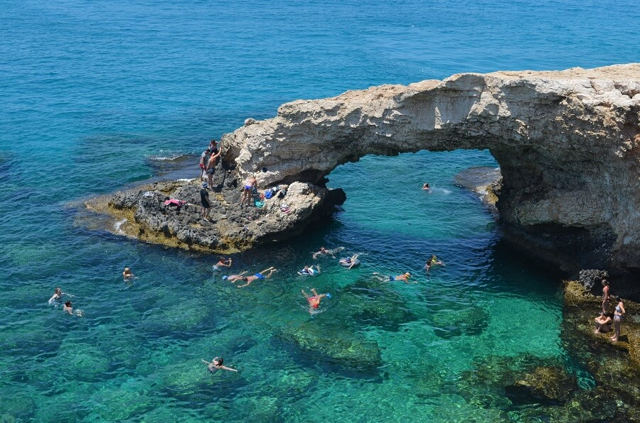 Love Bridge no Chipre