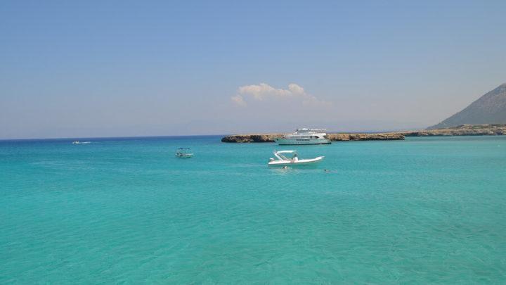 Blue Lagoon do Chipre