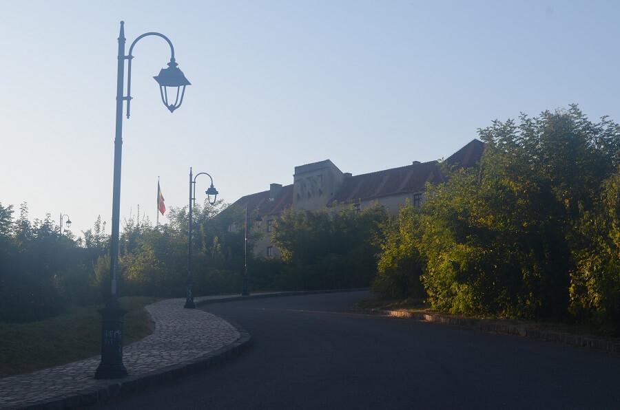 Fortaleza de Brasov Cetățuia de pe Strajă