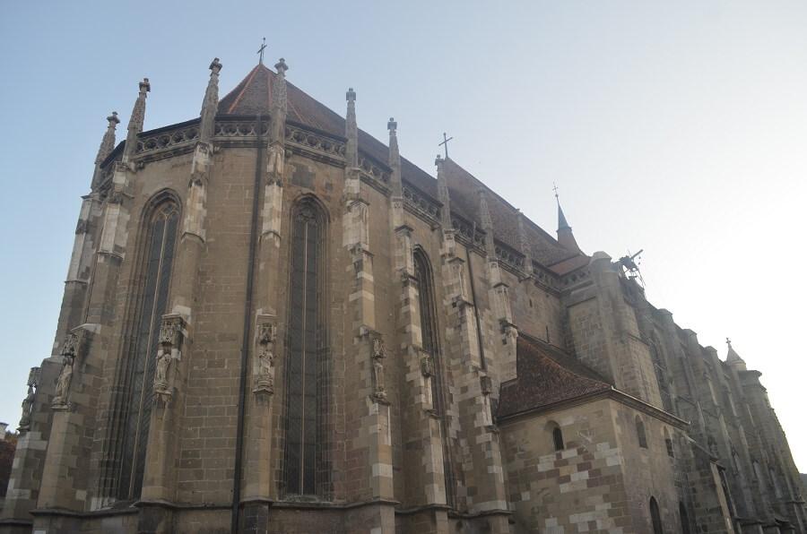 A Igreja Negra (Biserica Neagra)