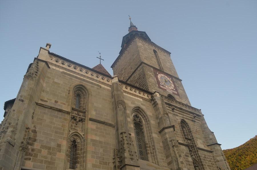 L'Eglise Noire (Église noire)