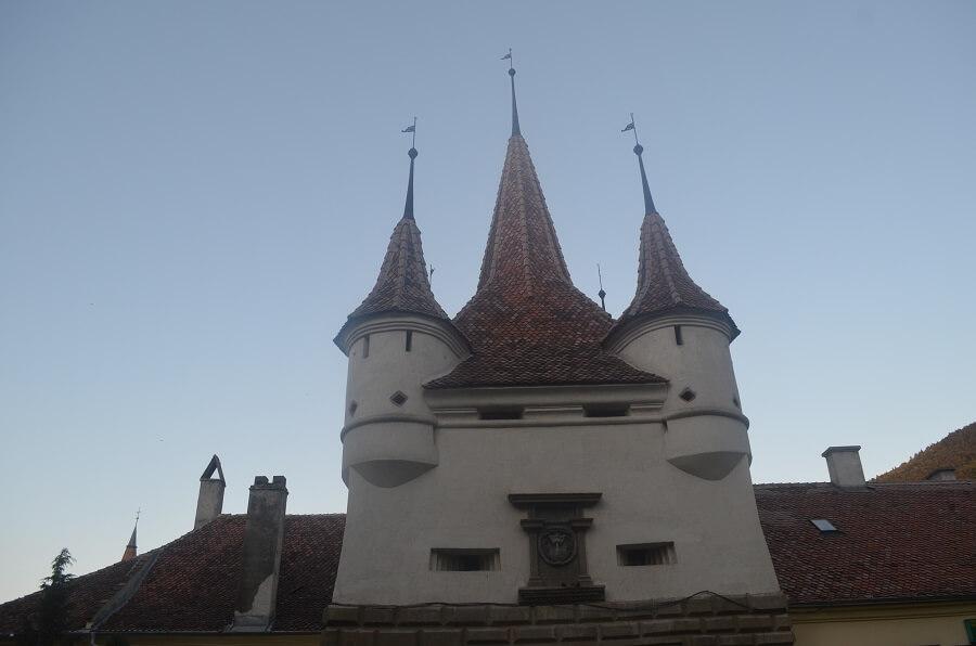 Portão Schei (Poarta Schei)