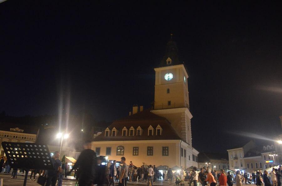praça Piata Sfatului