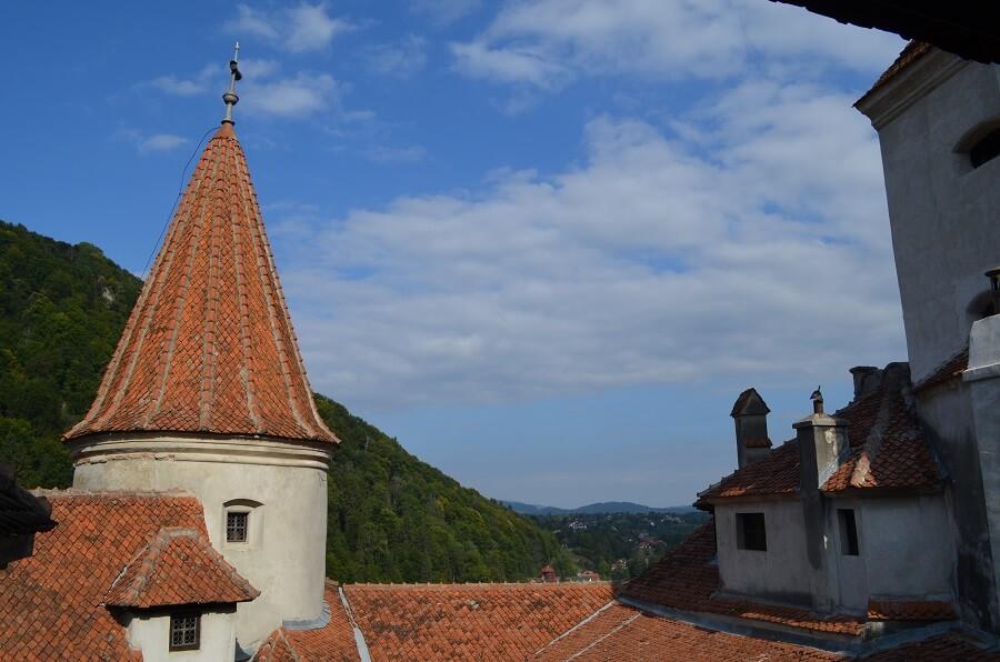 Castelo do Drácula Romênia