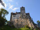 Sceneggiatura di Transilvania, la famosa terra di Dracula, in Romania