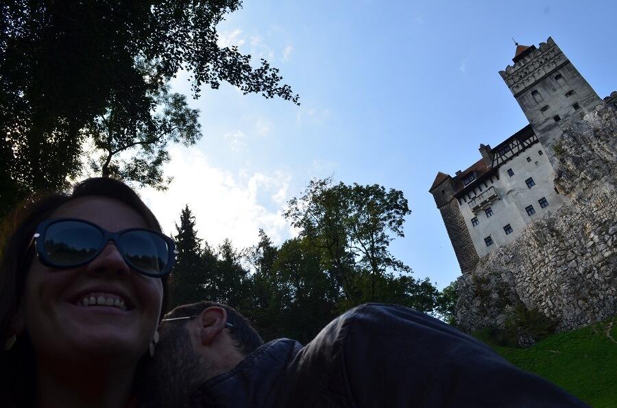 Castelo do Drácula, Vampiro