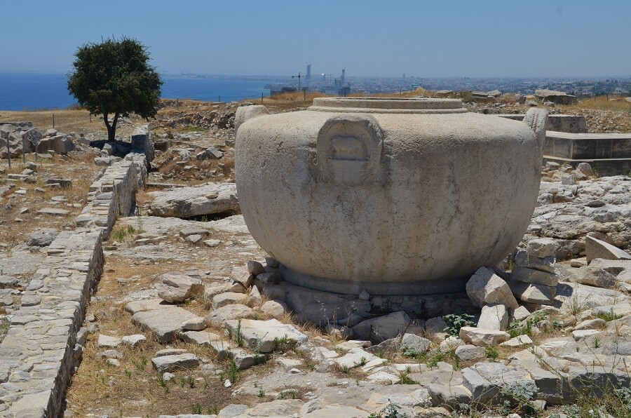 Acropolis de Amathus