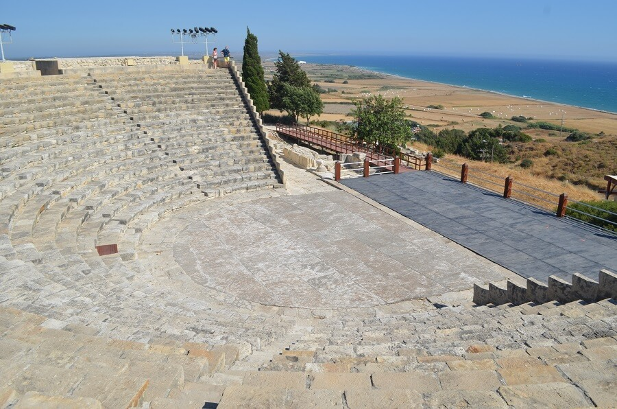 Amphitheatre Old Κourion