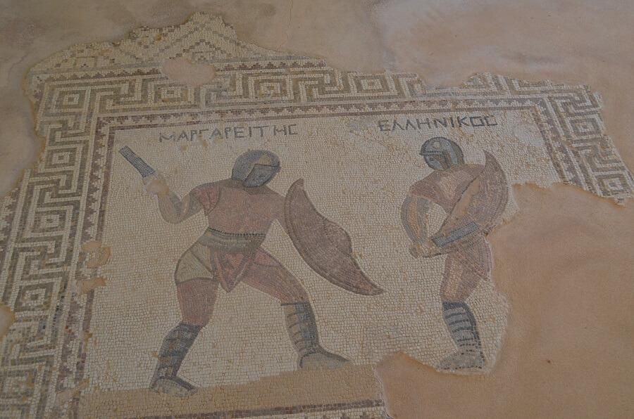 Maison des Gladiateurs