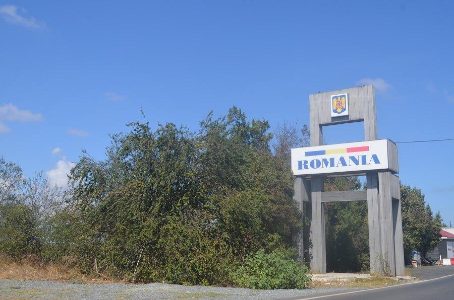 Fronteira com a Romênia