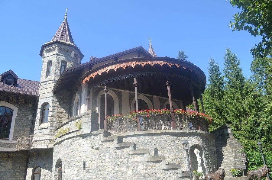 Castelo de Stirbey