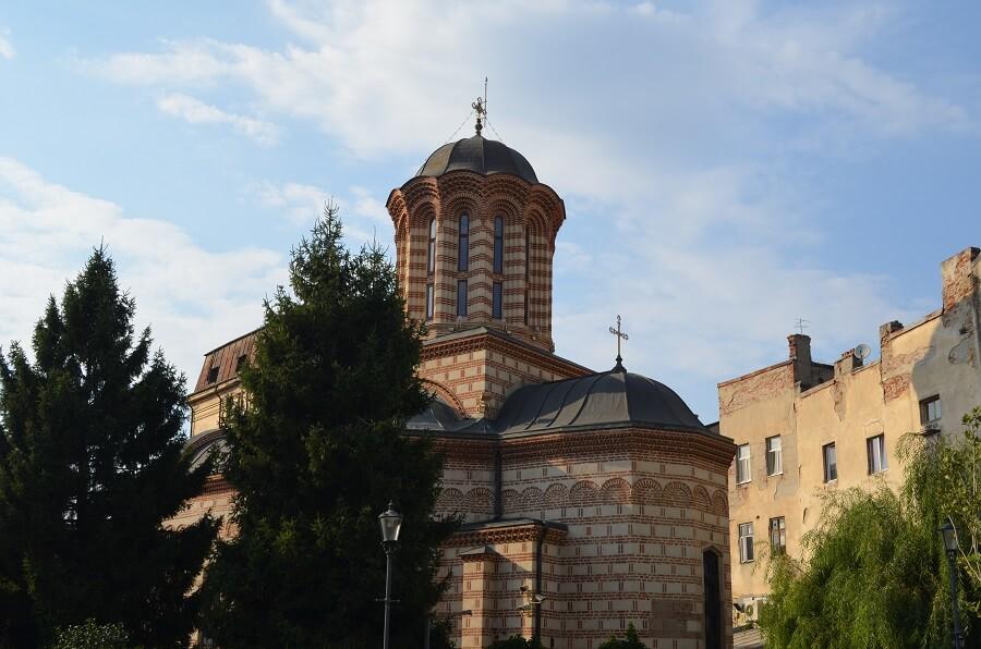 Igreja de Santo Antônio (Biserica Sfântul Anton), Bucareste na Romênia