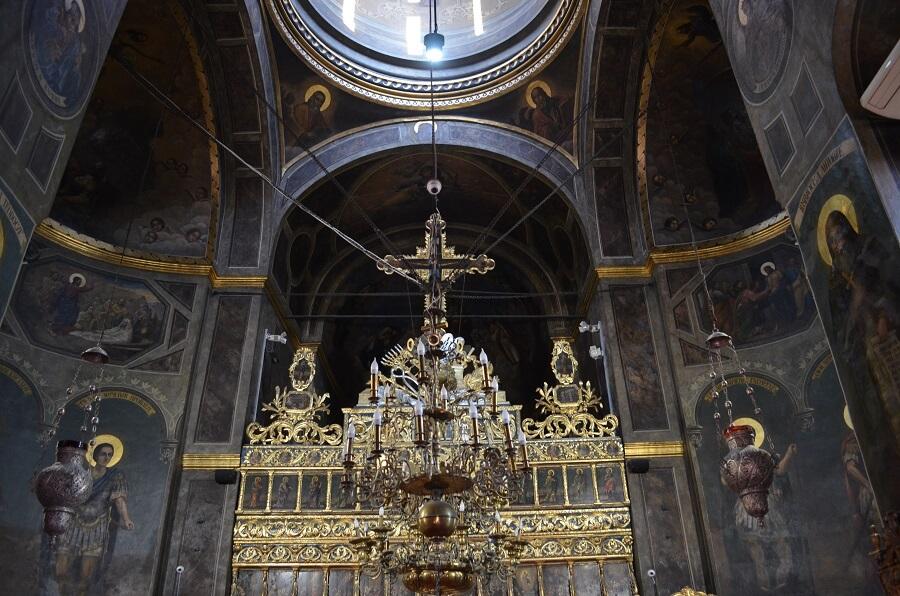 Santo Antônion kirkko (Pyhän Antoniuksen kirkko), Bukarest Romaniassa