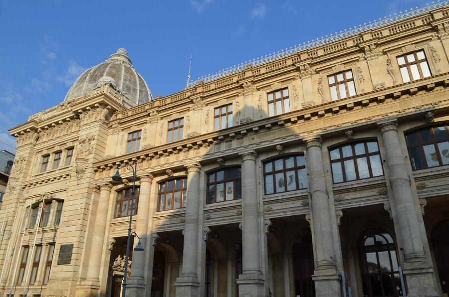 Romanian kansallinen historiamuseo, Bukarest Romaniassa