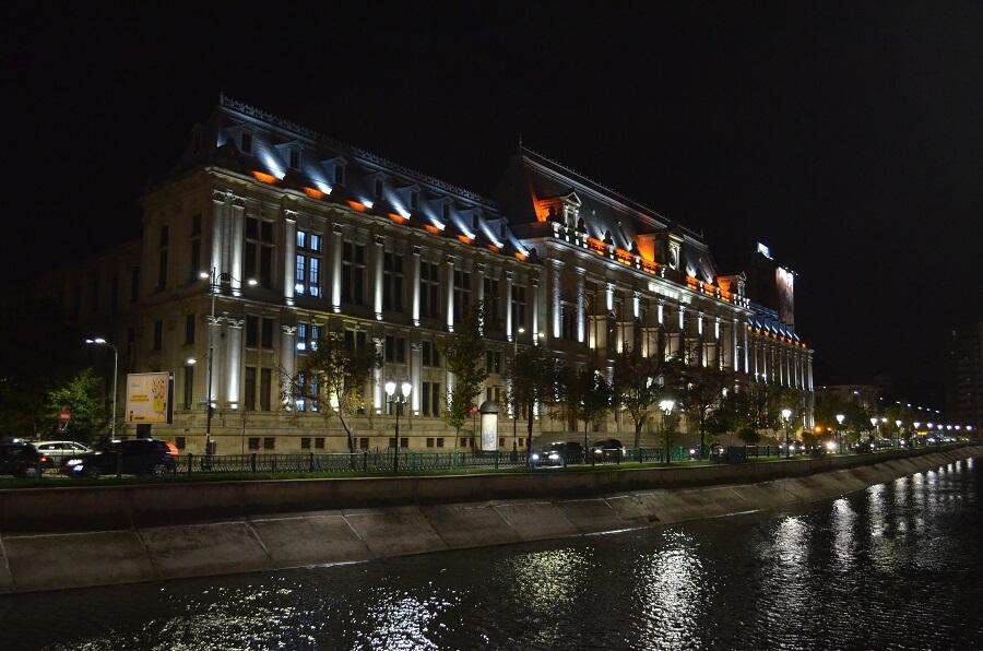 Tribunal de Recurso, Bucareste na Romênia