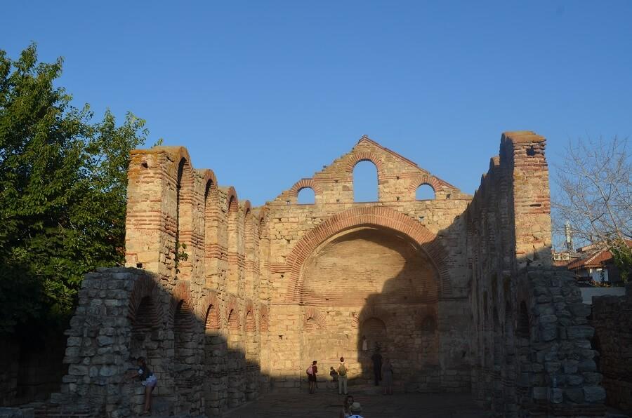 Igreja Hagia Sophia Nessebar, ബൾഗേറിയ