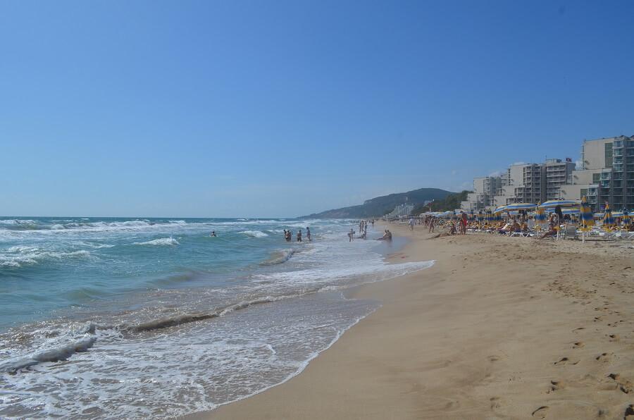 praia de Albena