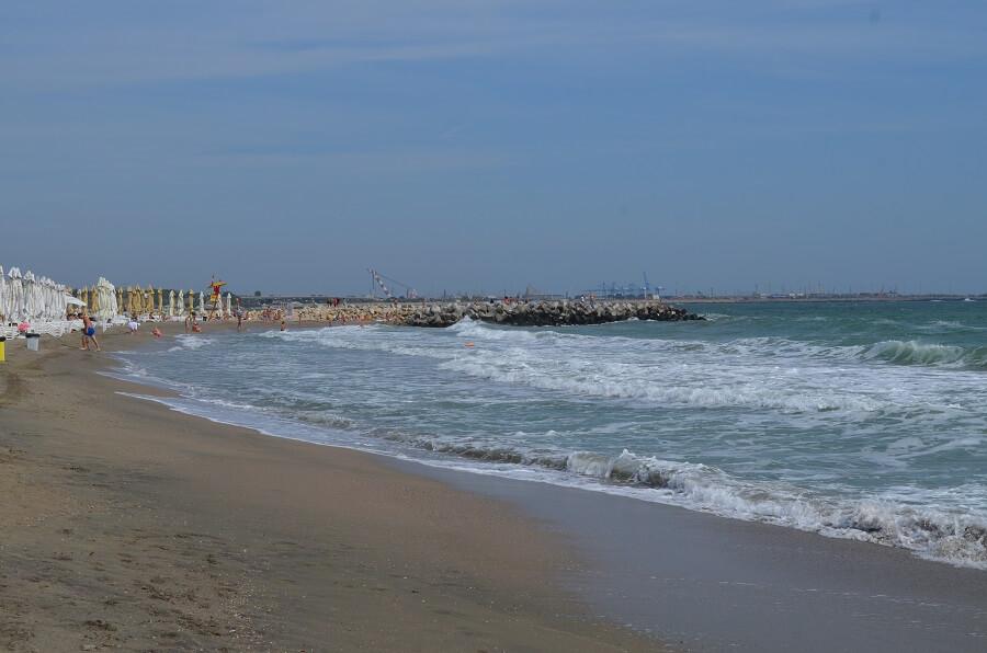 praias de Eforrie Nord