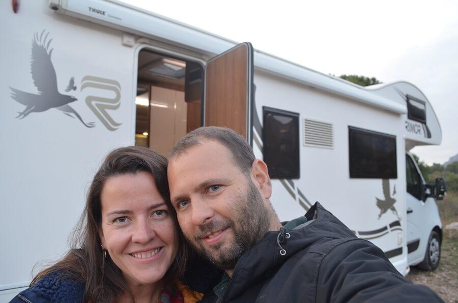 El viajar en una autocaravana, una ventana con vistas al Mundial