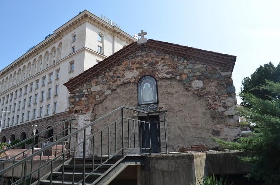 Igreja de St. Petka dos Seleiros