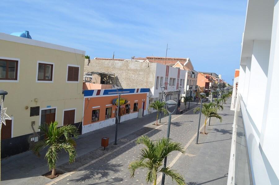 Rua Amilcar Cabral